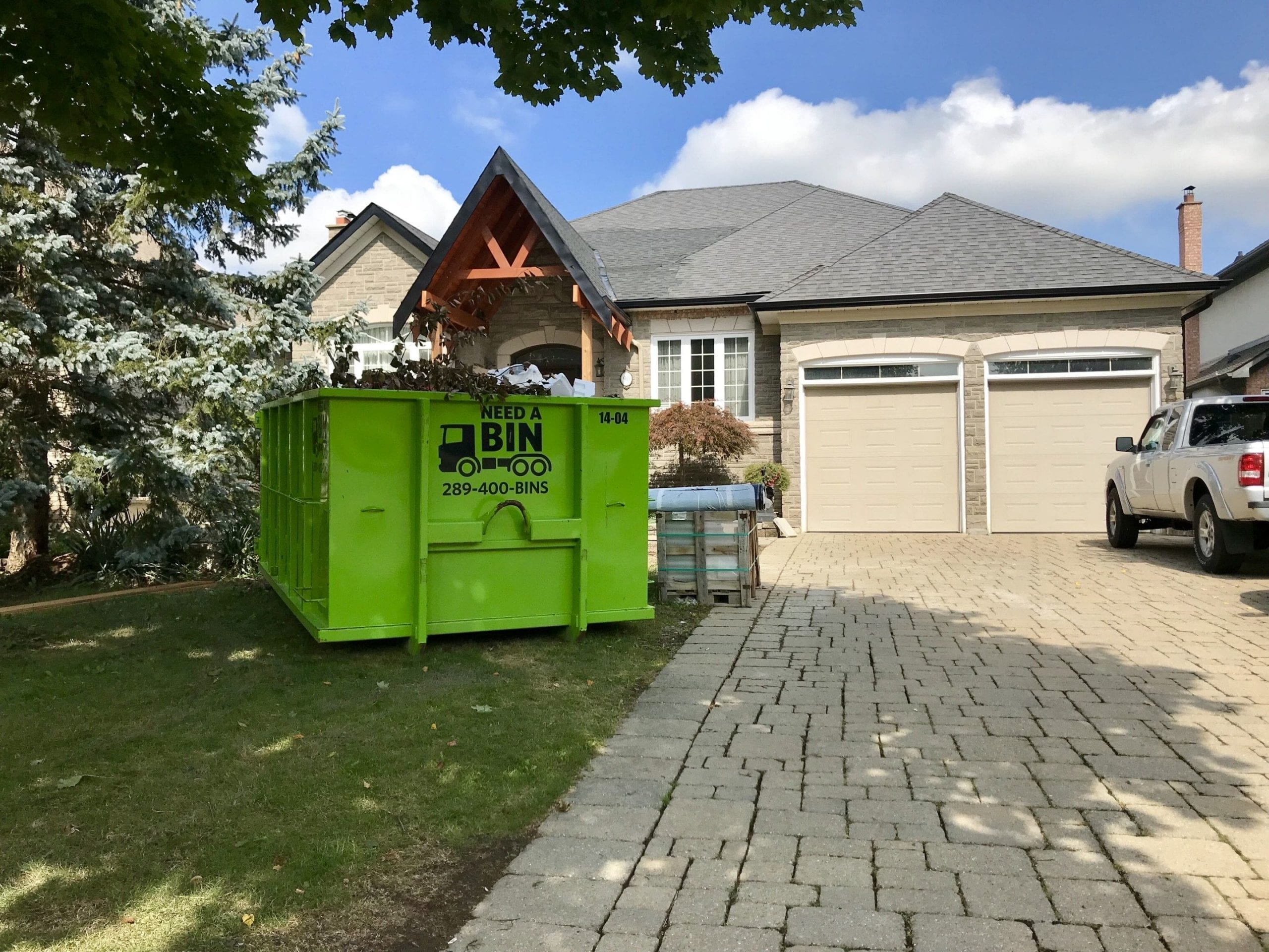 Disposal Bin Rental