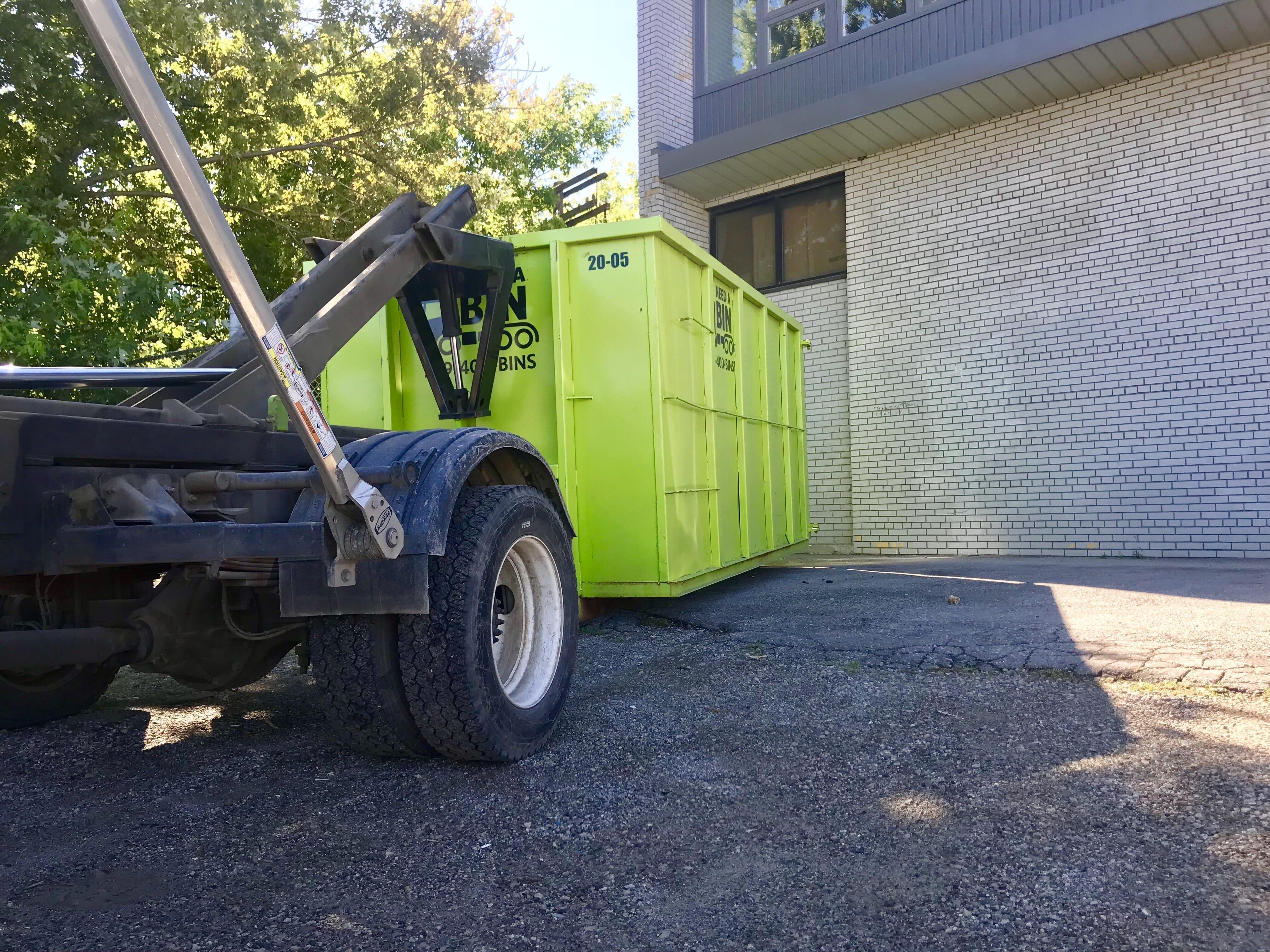 Disposal Bin Rental Scarborough