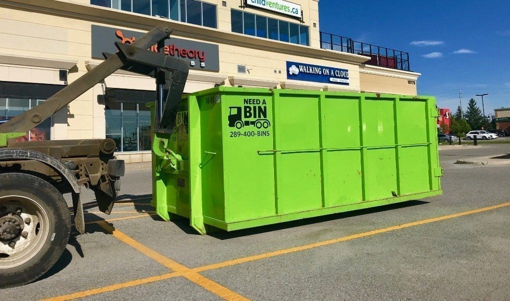 Commercial Disposal Bin Rental