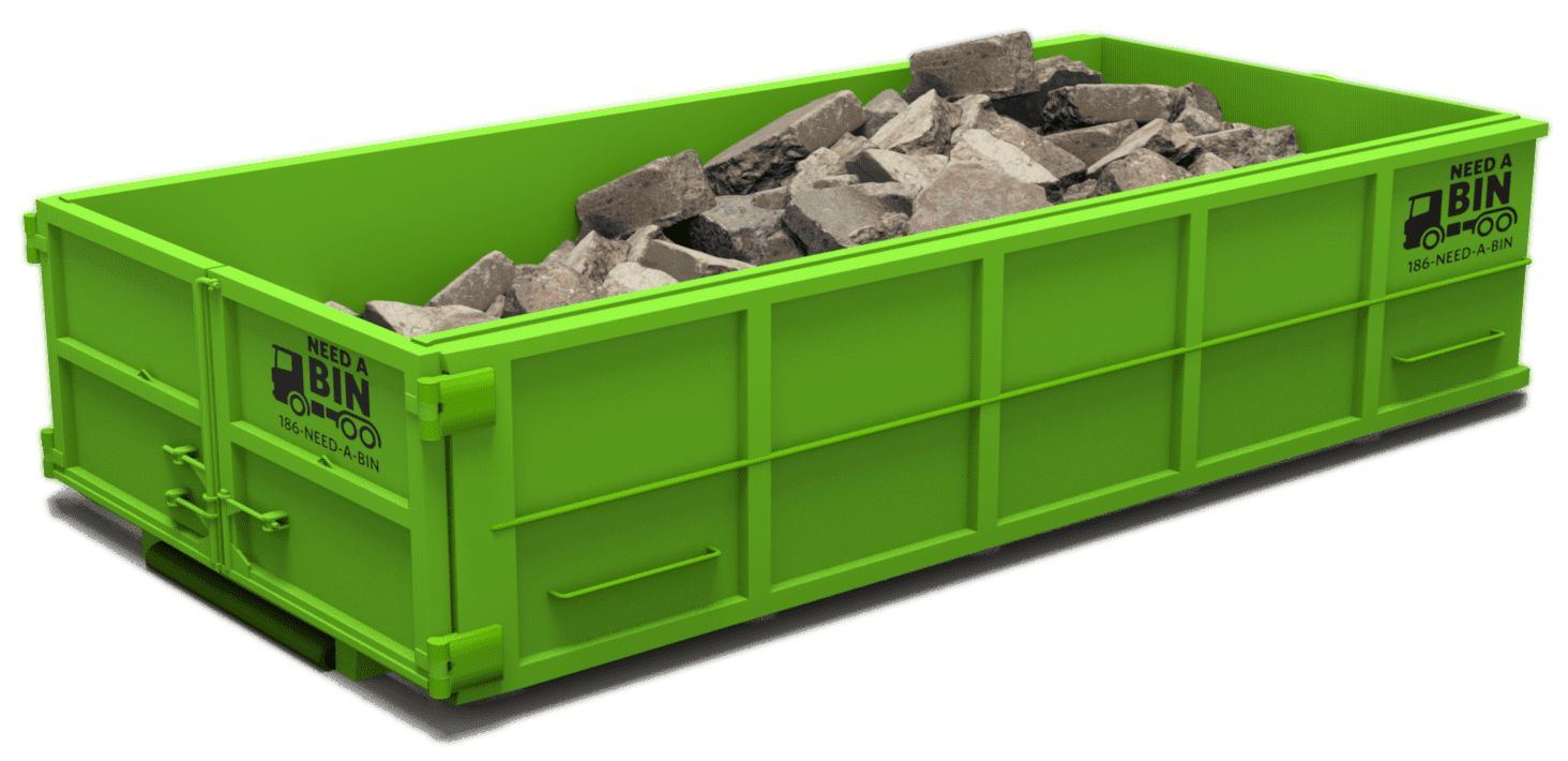 Rent Concrete Bins