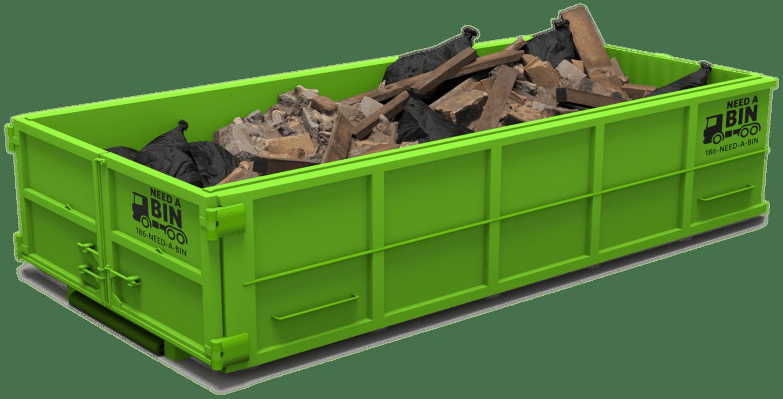 Contractor Dumpster Rental Service