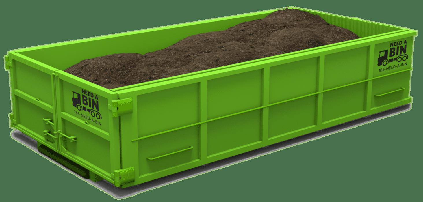 Dirt Bin Rental